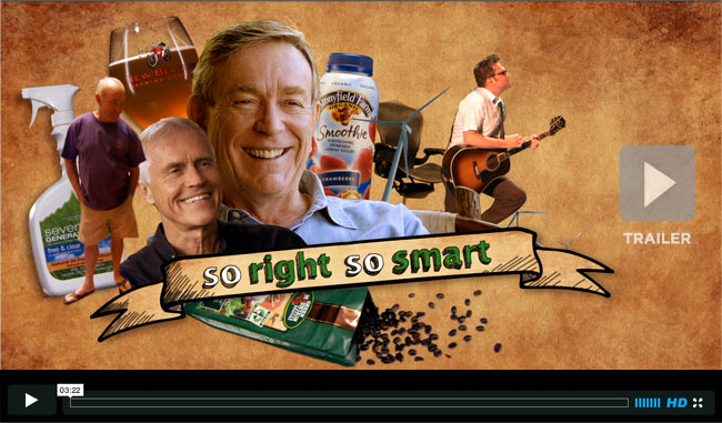 So Right So Smart Trailer